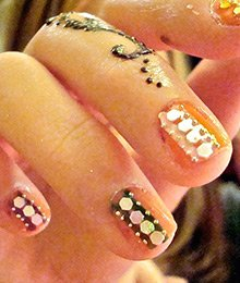Nail Art for Party
