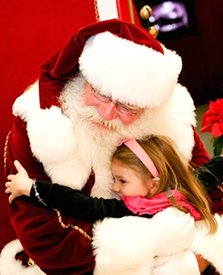 Real Beard Santa Patrick