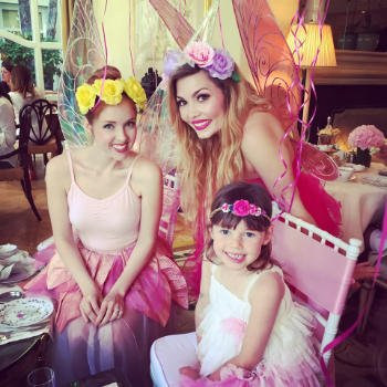 Tea Party Fairies
