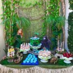 Jungle Book Dessert Table
