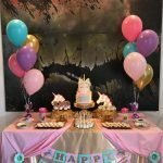 Pastel Unicorn Dessert Table