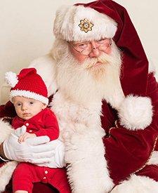 Real Beard Santa - Patrick