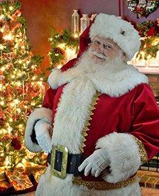 Real Beard Santa - Scott