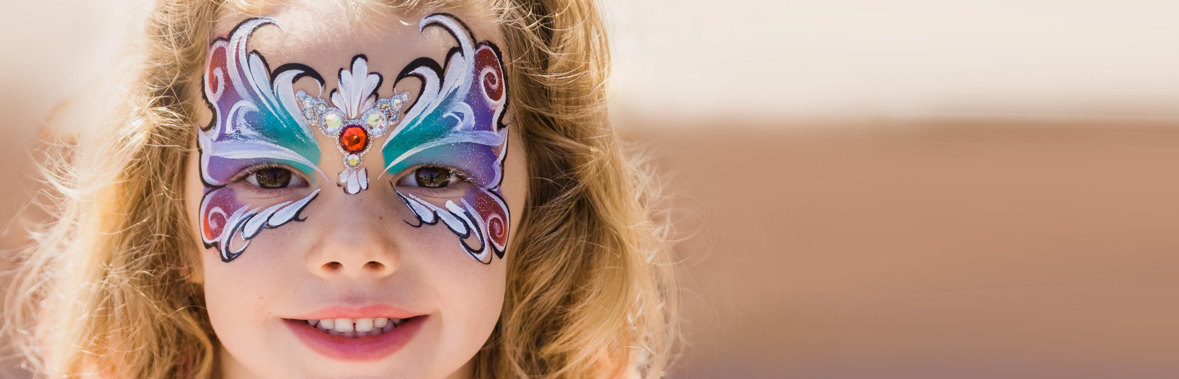 Face Painting - Giggle Factory LA