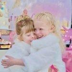 Aurora & Catherine's Unicorn Party